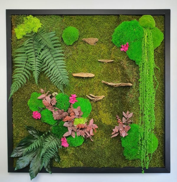 tableau mushroom