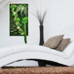 Tableau Végétal Liane Forest